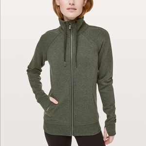 Lululemon Huddle and Hustle Jacket Size 8